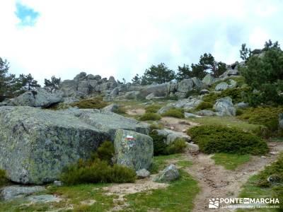 Cabeza Líjar; Cerro Salamanca; Cueva Valiente; viajes de senderismo; excursiones culturales